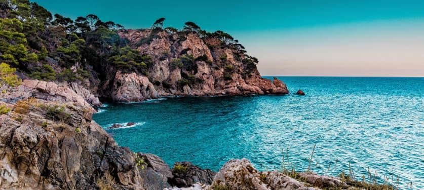 Las diferentes costas de Andalucía