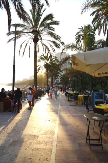 Paseo por Marbella