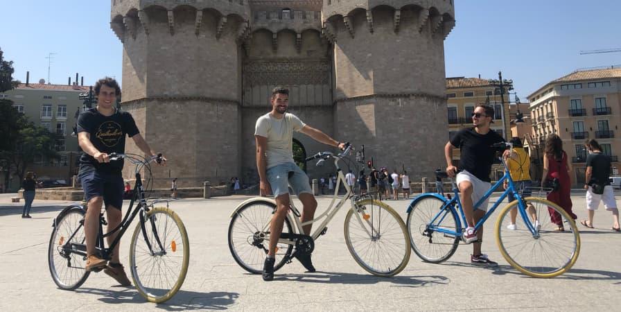 Turismo en Bicicleta en Valencia